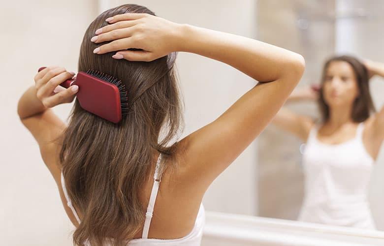Νιώσε τα μαλλιά σου να ανθίζουν σε έξι βήματα