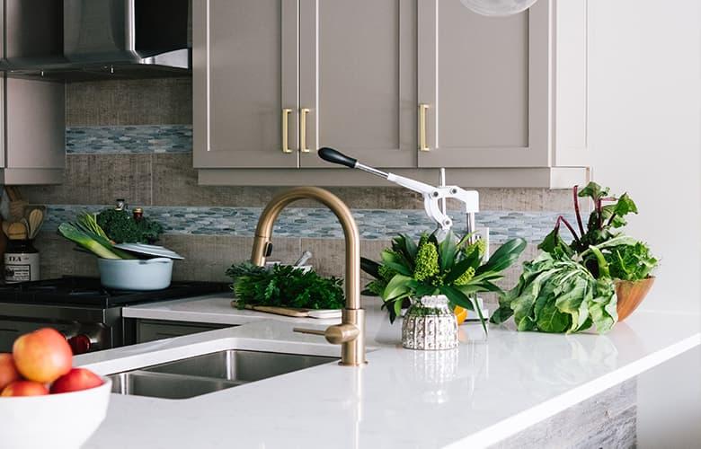Πέντε συμβουλές για τόσο καθαρή κουζίνα σαν καινούρια