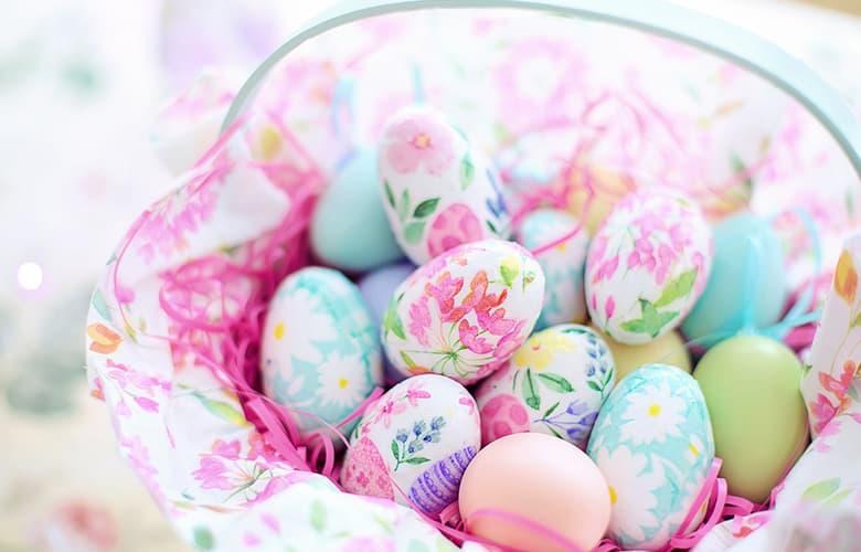 Πώς βάφουμε αβγά με φυσικό τρόπο