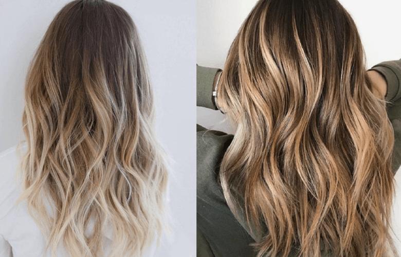 Μάθε για το όμπρε, το μπαλαγιάζ και τα babylights στα μαλλιά