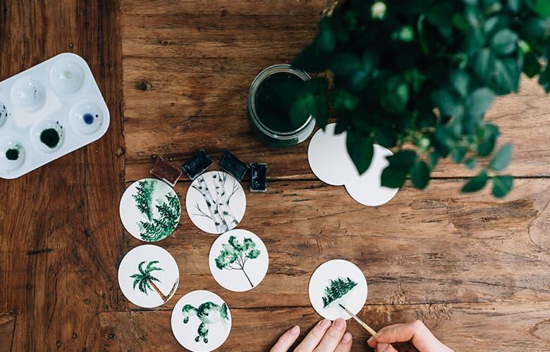 Τέσσερα χόμπι που θα βελτιώσουν τη διάθεση και την παραγωγικότητά σας