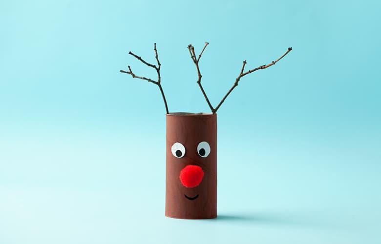 Δημιουργούμε γιορτινά διακοσμητικά για το σπίτι μαζί με τα παιδιά