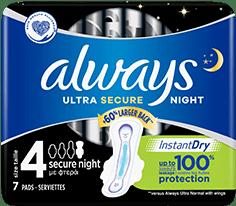 Always Ultra Secure Night