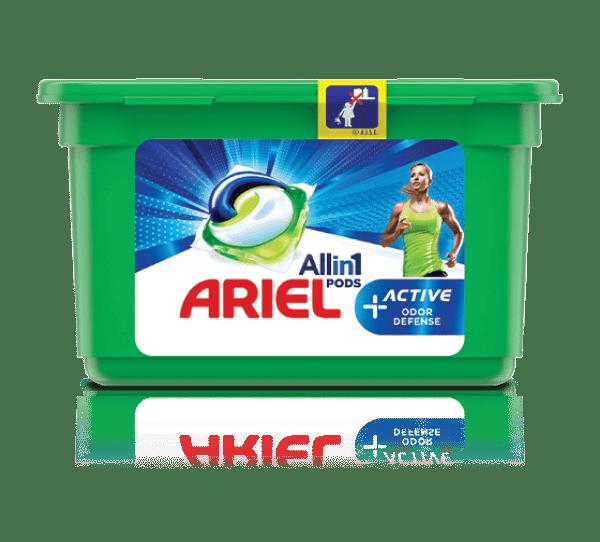 ARIEL Pods Active