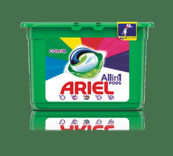 ARIEL Pods Color