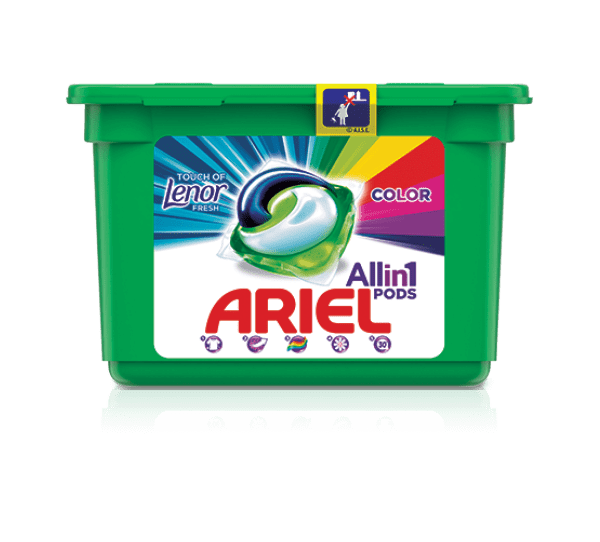 ARIEL Pods Touch of Lenor