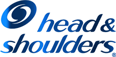 head and shoulders logo