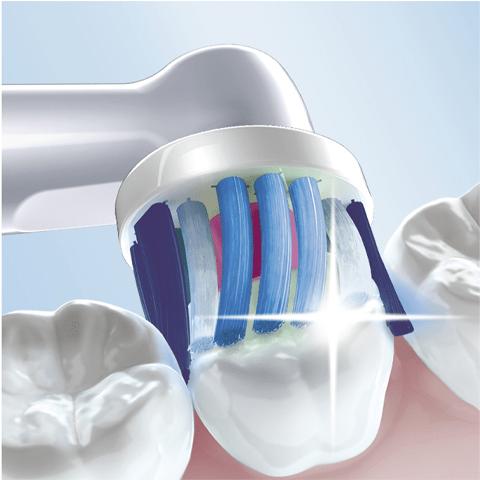 Γνώρισε την ανανεωμένη ηλεκτρική οδοντόβουρτσα Oral-B Vitality