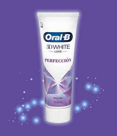 ORAL-B 3D WHITE LUXE PERFECTION ΓΙΑ ΠΡΟΗΓΜΕΝΗ ΛΕΥΚΑΝΣΗ