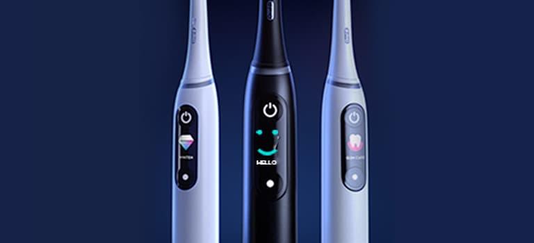 OralB handles
