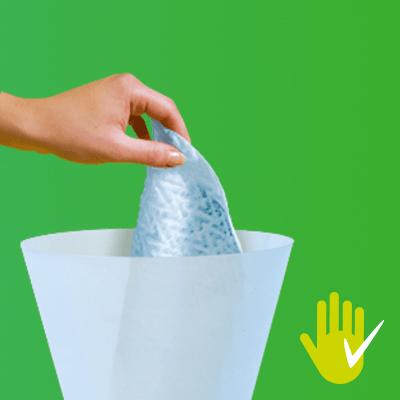 4. Διατηρήστε την τέλεια καθαριότητα με τα ανταλλακτικά Υγρά Πανάκια