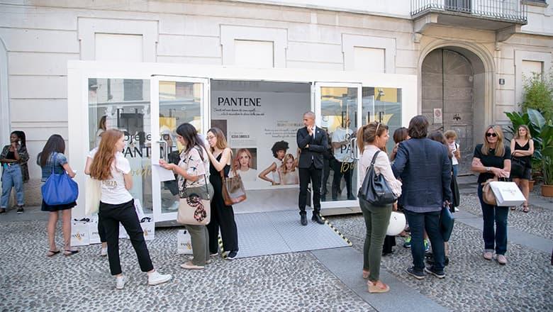 Pantene e #StopHairShaming per la Milano Fashion Week