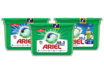 Ontdek Ariel Allin1 Pods