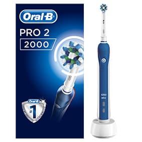 Szczoteczka elektryczna Oral-B PRO 2 2000
