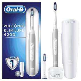 Szczoteczka elektryczna Oral-B Pulsonic Slim Luxe 4200