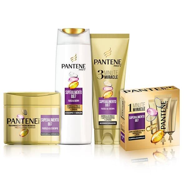Nova coleção Pantene Superalimento BB7