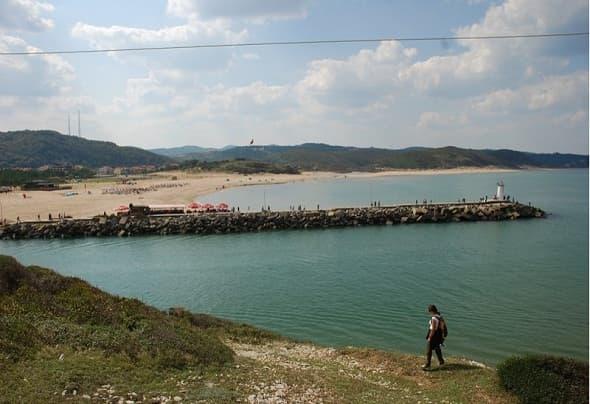 Kumbaba Ağlayankaya plajları