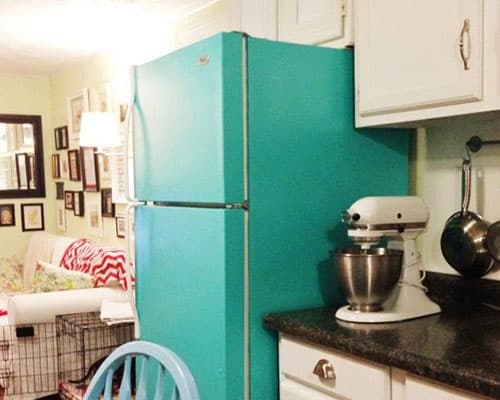 Renkli Buzdolabı