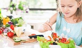sağlıklı beslenme çocuk