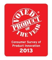 Product of the Year logo